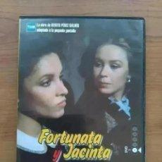 Cine: FORTUNATA Y JACINTA. (DVD) NUM 1. Lote 262936470