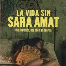 Cine: LA VIDA SIN SARA AMAT DVD - UNA INTROSPECCION MADURA, INCISIVA Y SENSUAL...BUEN CINE. Lote 262941560