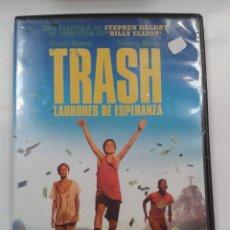 Cine: TRASH (LADRONES DE ESPERANZA). DVD. Lote 262941910