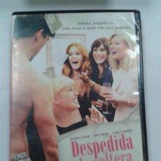 Cine: DESPEDIDA DE SOLTERA - KRISTEN DUNST. DVD. Lote 262942520