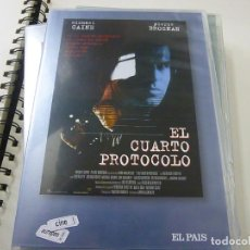 Cine: EL CUARTO PROTOCOLO- DVD - TAPA FINA- N 2. Lote 262942765