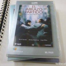 Cine: DVD - CINE / EL ABRAZO PARTIDO - CAJA DELGADA- - N 2. Lote 262943080