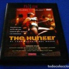 Cine: THE HUNGER (EL LADO SALVAJE DEL DESEO) DVD. Lote 262943375