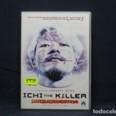 Cine: ICHE THE KILLER - DVD. Lote 262944000