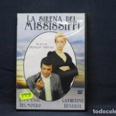 Cine: LA SIRENA DEL MISSISSIPPI - DVD. Lote 262944140