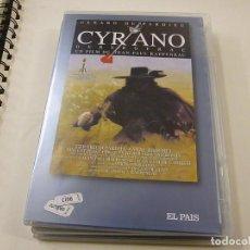 Cine: DVD - CYRANO- CAJA DELGADA - N 2. Lote 262944220