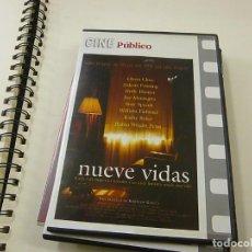 Cine: DVD - NUEVE VIDAS- CAJA DELGADA - N 2. Lote 262944910