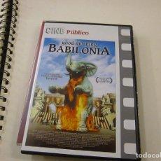 Cine: DVD - GOOD MORNING BABILONIA- CAJA DELGADA - N 2. Lote 262945040