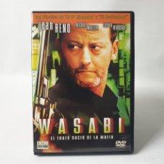 Cine: WASABI: EL TRATO SUCIO DE LA MAFIA (2001)/GÉRARD KRAWCZYK/JEAN RENO/MICHEL MULLER/RYOKO HIROSUE. Lote 262945055