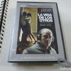 Cinema: LA VIDA DE LOS OTROS - DVD - N 2. Lote 262946770