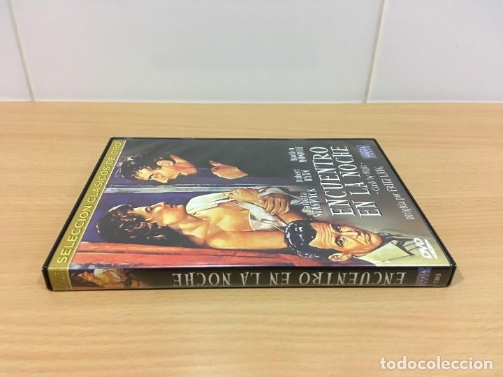 Cine: DVD CINE DE FRITZ LANG - ENCUENTRO EN LA NOCHE / CLASH BY NIGHT (1952), CON MARILYN MONROE - Foto 2 - 263039905