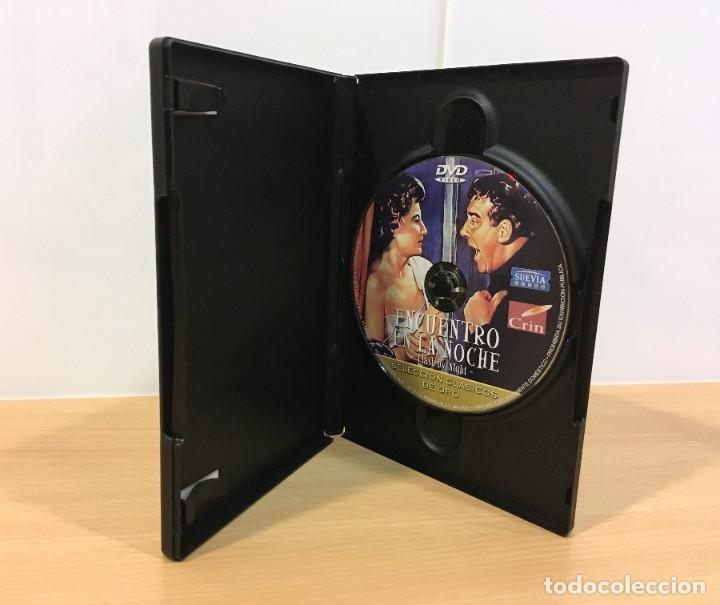 Cine: DVD CINE DE FRITZ LANG - ENCUENTRO EN LA NOCHE / CLASH BY NIGHT (1952), CON MARILYN MONROE - Foto 4 - 263039905
