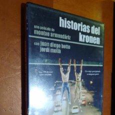 Cine: HISTORIAS DEL KRONEN. MONTXO ARMENDÁRIZ. JUAN DIEGO. JORDI MOLLÁ. DVD EN BUEN ESTADO. Lote 263093550