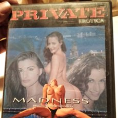 Cine: PRIVATE MADNES ERÓTICA. Lote 263094065