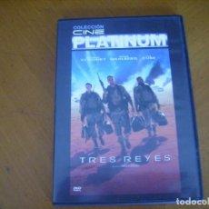Cine: TRES REYES - DVD CAJA FINA EXCELENTE ESTADO. Lote 263184635