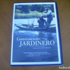Cine: CONVERSACIONES CON MI JARDINERO - DVD CAJA FINA EXCELENTE ESTADO. Lote 263185040