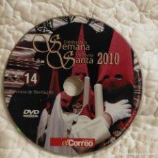 Cinema: DVD SIN CARATULA , SEMANA SANTA SEVILLA EL DE LA FOTO. Lote 263206035