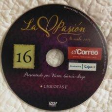 Cinema: DVD SIN CARATULA , SEMANA SANTA SEVILLA EL DE LA FOTO. Lote 263206190