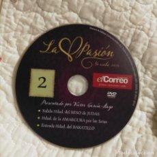 Cinema: DVD SIN CARATULA , SEMANA SANTA SEVILLA EL DE LA FOTO. Lote 263206220