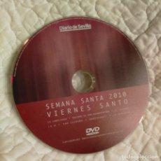 Cinema: DVD SIN CARATULA , SEMANA SANTA SEVILLA EL DE LA FOTO. Lote 263206390