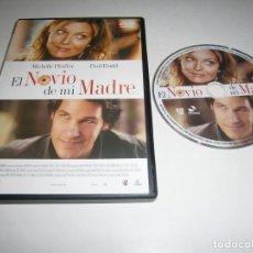 Cine: EL NOVIO DE MI MADRE DVD MICHELLE PFEIFFER PAUL RUDD. Lote 263210790