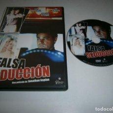 Cine: FALSA SEDUCCION DVD KURT RUSSELL MADELAINE STOWE RAY LIOTTA. Lote 263210915