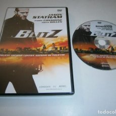 Cine: BLITZ DVD JASON STATHAM. Lote 263211240