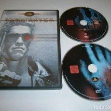 Cine: TERMINATOR DVD EDICION ESPECIAL 2 DVDS SCHWARZENEGGER. Lote 263211300