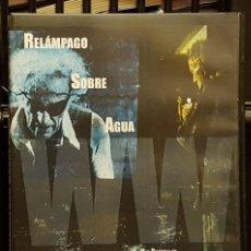 Cine: RELAMPAGO SOBRE EL AGUA. Lote 263211640