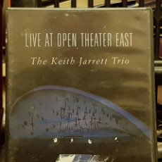Cine: THE KEITB JARRETT TRIO - LIVE AT OPEN THEATER EAST. Lote 263212140