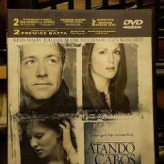 Cine: ATANDO CABOS. Lote 263212175