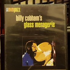 Cine: BILLY COBHAM´S GLASS MENAGERIE. Lote 263212590