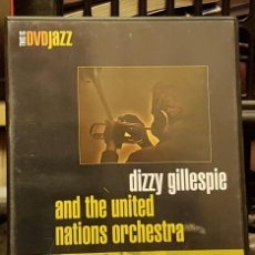 Cine: DIZZY GILLESPIE AND THE UNITED NATIONS ORCHESTRA. Lote 263213240