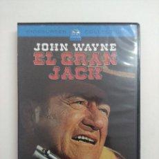 Cine: DVD/EL GRAN JACK/JOHN WAYNE.. Lote 263226570