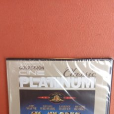 Cine: DVD. CINE PLATINUM. EL ALAMO. JOHN WAYNE.. Lote 263242745