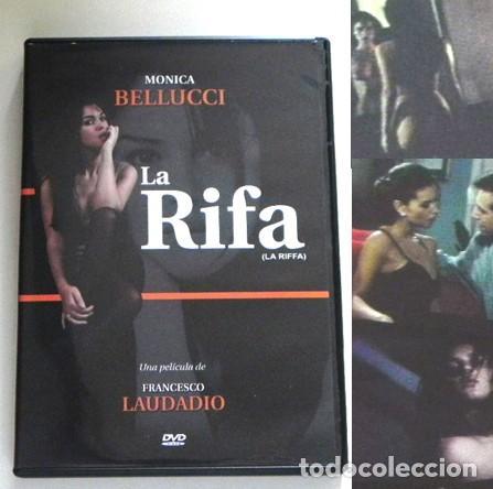 LA RIFA DVD PELÍCULA MONICA BELLUCCI (CREO SU 1º PAPEL DE PROTAGONISTA) RICOS PIJOS BURGUESES ITALIA (Cine - Películas - DVD)