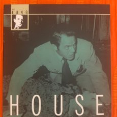Cine: HOUSE BY THE RIVER. FRITZ LAND FNAC! IMPECABLE!. Lote 263806775