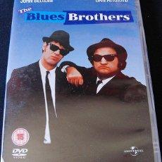 Cine: THE BLUES BROTHERS DVD - JOHN BELUSHI - DAN AYKROYD -. Lote 263809615