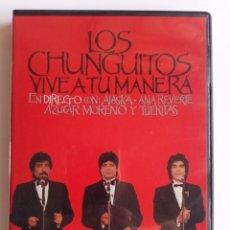 Cine: LOS CHUNGUITOS VIVE A TU MANERA. Lote 264034310