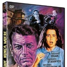 Cinema: LA CASA QUE NUNCA MUERE - THE HOUSE THAT WOULD NOT DIE (NUEVO). Lote 264035295