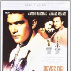 Cine: LOS REYES DEL MAMBO (ANTONIO BANDERAS, ARMAND ASSANTE) - DVD NUEVO Y PRECINTADO. Lote 288607108