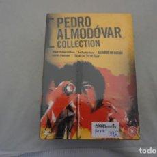 Cine: 5 X DVD PRECINTADO - PACK PEDRO ALMODOVAR COLLECTION - 5 PELICULAS / INGLES / ESPAÑOL. Lote 264526619
