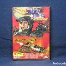 Cinema: STARSHIP TROOPERS - DVD. Lote 264599514