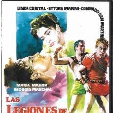 Cinéma: LAS LEGIONES DE CLEOPATRA. DIRIGIDA POR VITTORIO COTTAFAVI. Lote 264777334