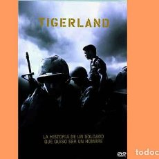 Cine: PELÍCULA EN DVD DE CINE BÉLICO: TIGERLAND (OCASIÓN). Lote 265412349