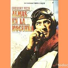 Cine: PELÍCULA EN DVD DE CINE BÉLICO: ALMAS EN LA HOGUERA (OCASIÓN). Lote 265412784