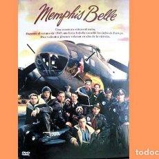 Cine: PELÍCULA EN DVD DE CINE BÉLICO: MEMPHIS BELLE (OCASIÓN). Lote 265413419