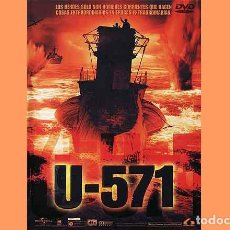 Cine: PELÍCULA EN DVD DE CINE BÉLICO: U-571 (OCASIÓN). Lote 265413749