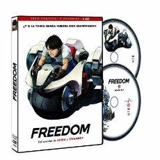 Cine: FREEDOM (MINISERIE DE TV) (2007). Lote 265661969