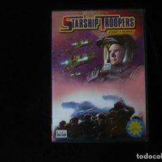 Cinema: STARSHIP TROOPERS - ATAQUE SKINNIES - DVD COMO NUEVO. Lote 265850429